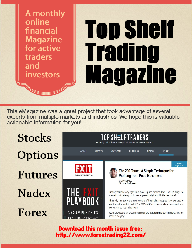 Best forex trading magazines